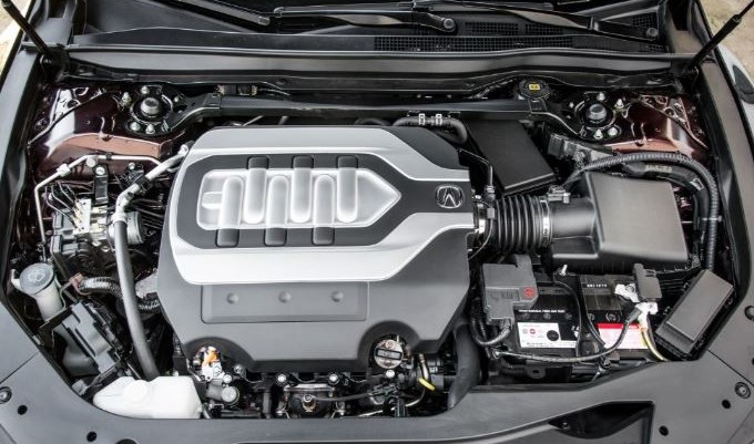 2019 Acura RLX Engine