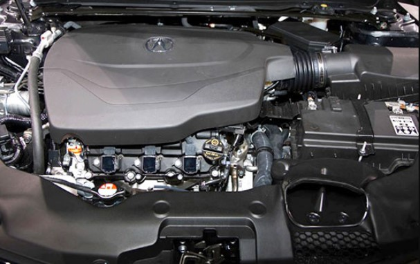 Acura 2019 TLX Engine