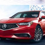 2019 Acura TLX Exterior