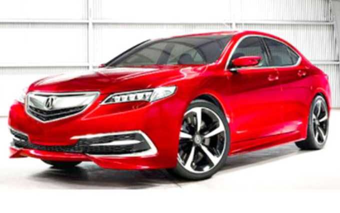Acura 2019 TLX Exterior