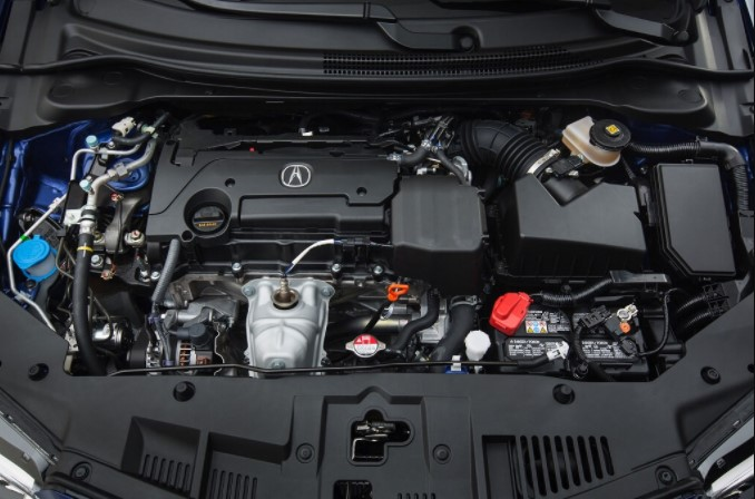 2019 Acura ILX Type S Engine