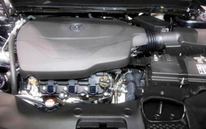 2020 Acura Integra Engine