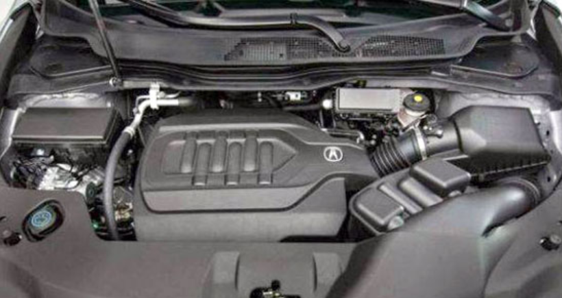 New Acura MDX 2020 Engine