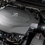 Acura 2020 TLX Engine