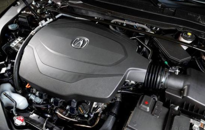 Acura TLX 2020 Engine