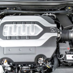 Acura RLX 2020 Engine