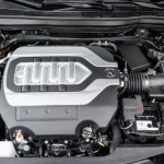 2021 Acura RLX Engine