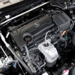 2020 Acura TLX Type S Engine