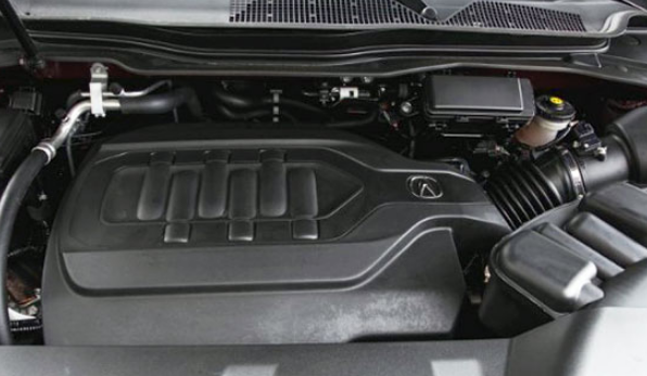 2019 Acura CDX Engine