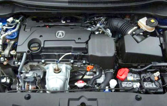 New Acura ILX 2019 Engine