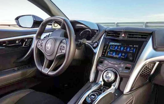 New Acura ILX 2019 Interior