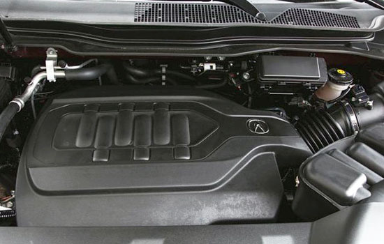 2019 Acura MDX Engine