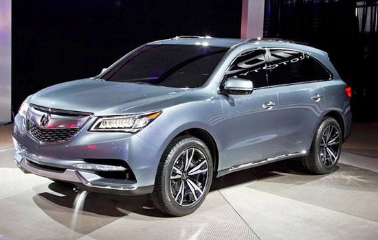 2020 Acura Mdx Type S Spy Shots And Release Date Info Upcoming New