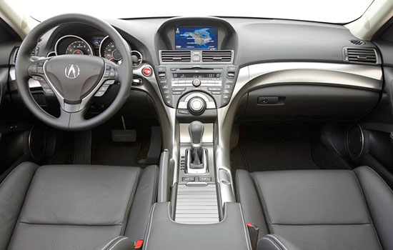 Acura RDX 2019 Changes Interior