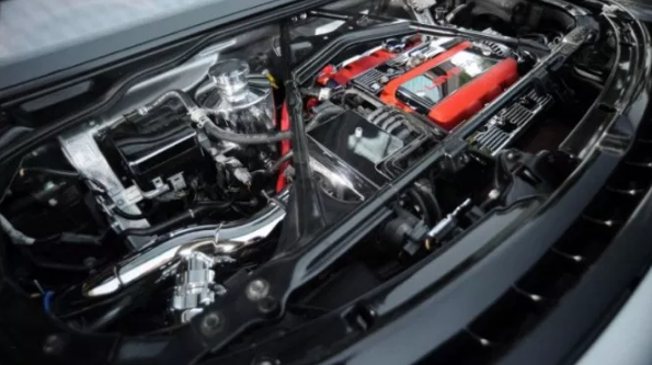 2020 Acura NSX Type R Engine