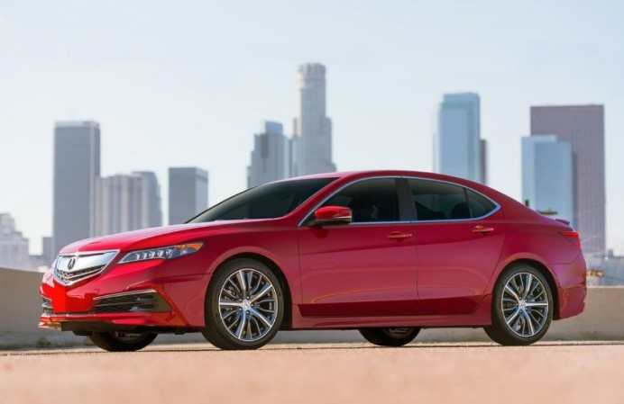 2020 Acura TLX Exterior