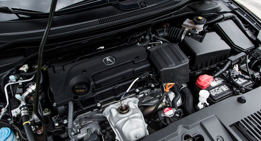 2022 Acura ILX Engine