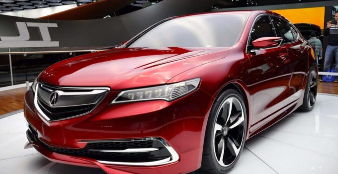 Acura TLX 2023 Exterior